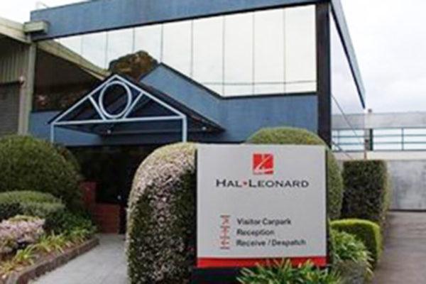 Hal Leonard Australia PTY Ltd
